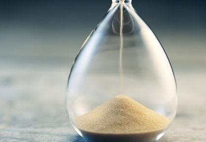 tid er vores vigtigste resourcce